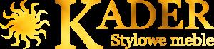 Logo KADER Meble stylowe