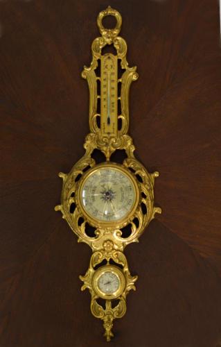Barometr, stacja pogodowa - stylowe elementy wykończenia wnętrz, dekoracje wnętrz - KADER Grodzisk Mazowiecki