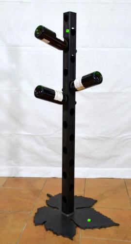 Stojak na wino - stylowe elementy wykończenia wnętrz, dekoracje wnętrz - KADER Grodzisk Mazowiecki