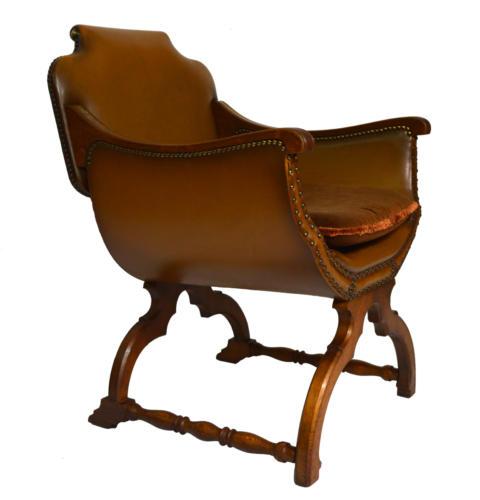 Krzesło  - meble stylowe, meble kolonialne KADER Grodzisk Mazowiecki