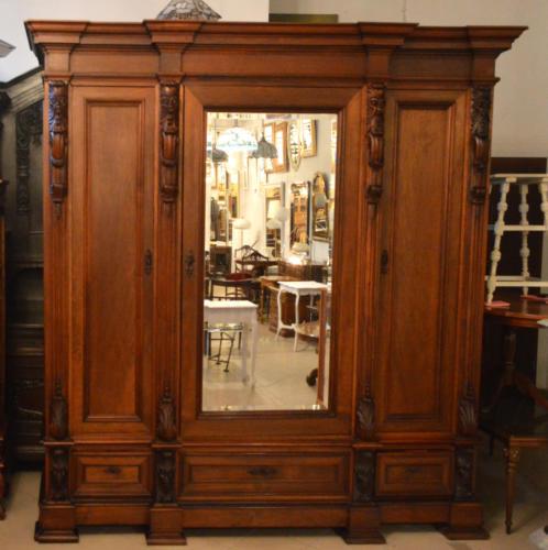Biblioteka  - meble stylowe, meble kolonialne KADER Grodzisk Mazowiecki